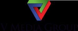 V Media Group Logo